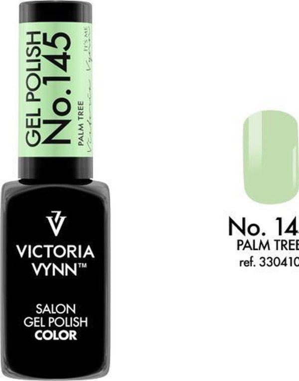 Gellak Victoria Vynn™ Gel Nagellak - Salon Gel Polish Color 145 - 8 ml. - Palm Tree
