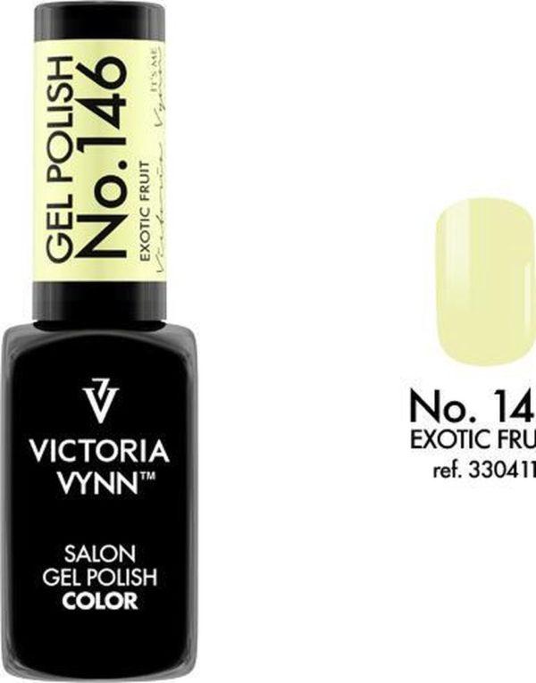 Gellak Victoria Vynn™ Gel Nagellak - Salon Gel Polish Color 146 - 8 ml. - Exotic Fruit