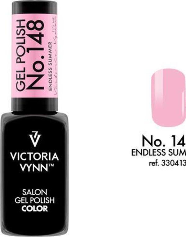 Gellak Victoria Vynn™ Gel Nagellak - Salon Gel Polish Color 148 - 8 ml. - Endless Summer