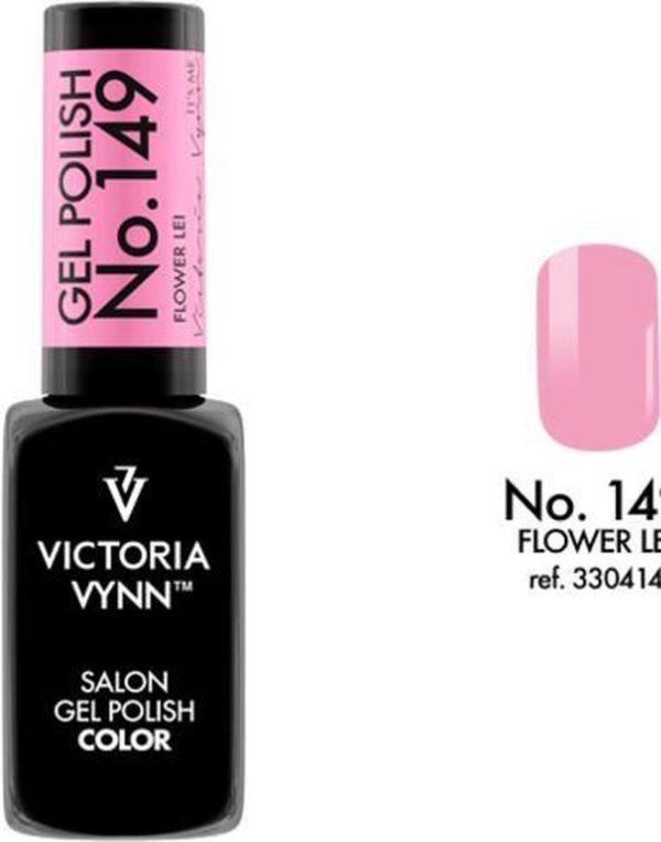 Gellak Victoria Vynn™ Gel Nagellak - Salon Gel Polish Color 149 - 8 ml. - Flower Lei