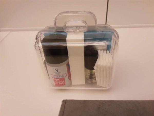 Gellak verwijderset 10 delig - inclusief handleiding - removerset -