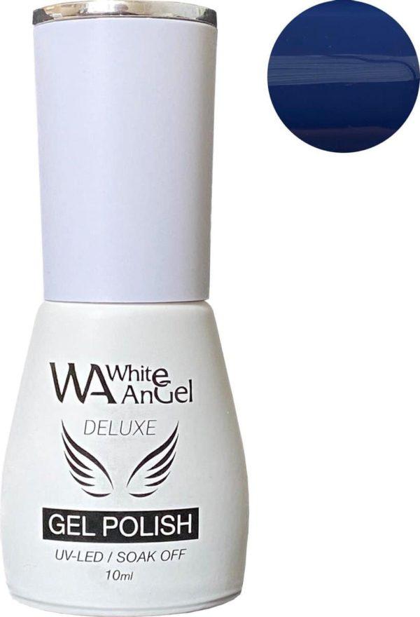 Gellex Deluxe Gel Polish, gellak, gel nagellak, shellac - Azurite 083