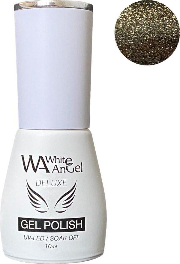 Gellex Deluxe Gel Polish, gellak, gel nagellak, shellac - Cosmic Gold 239