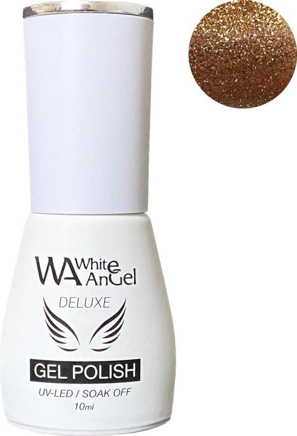 Gellex Deluxe Gel Polish, gellak, gel nagellak, shellac - Golden Ray 118
