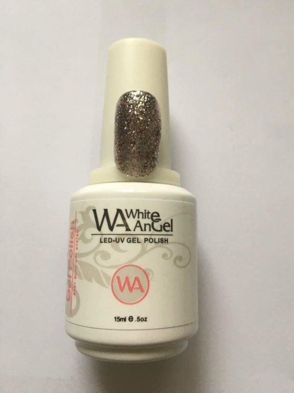 Gellex White Angel Diamond Old Silver gellak 15ml, gelpolish, gel nagellak, shellac