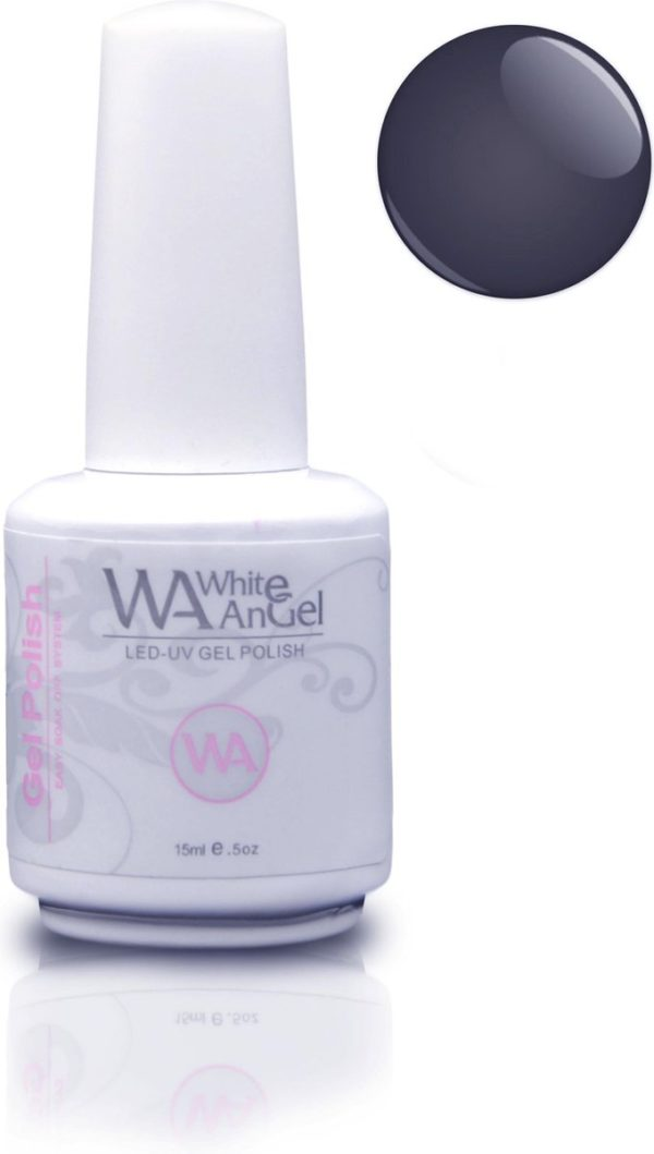 Gellex White Angel Fashion Grey gellak 15ml, gelpolish, gel nagellak, shellac