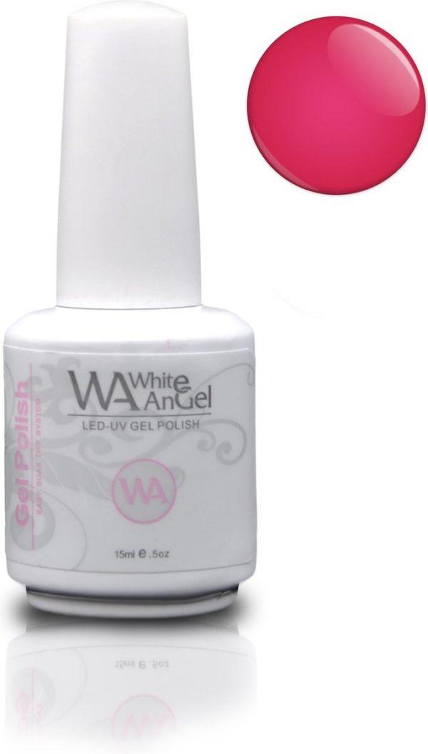 Gellex White Angel Holiday gellak 15ml, gelpolish, gel nagellak, shellac