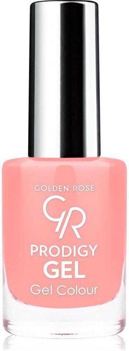 Golden Rose PRODIGY GEL-GELCOLOUR NO: 14 Gellak Nagellak Hoeft GEEN UV-lamp