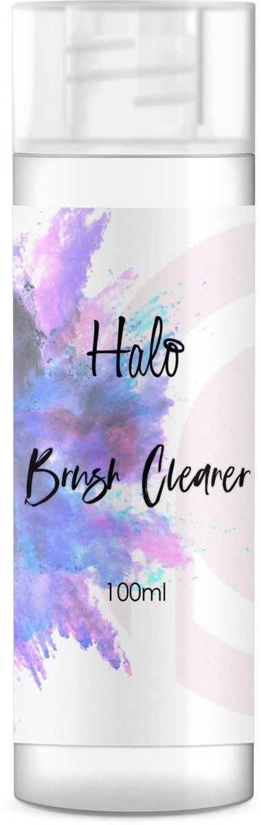 Halo Brush Cleaner (borstelreiniger) - 100 ml