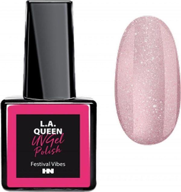 "Hollywood Nails - Gellak - Gel nagellak - Color gel - L.A. Queen ""Hello Gorgeous # 17"" - 15ml - 1 stuk"