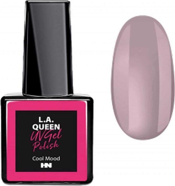 Hollywood Nails - Gellak - Gel nagellak - Color gel - L.A. Queen UV Gel Shellac - Cool Mood #12 15 ml