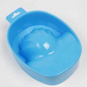 IRSA Manicure Bowl - Nagelbadje - Gellak remover - Acrylnagel remover - Soaking bowl - Nagel Bad / Schaal - Nagelbad - Blauw