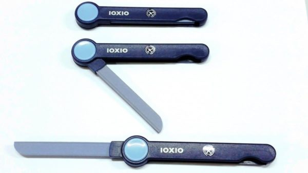 Ioxio Move Keramische Klapnagelvijl Blauw