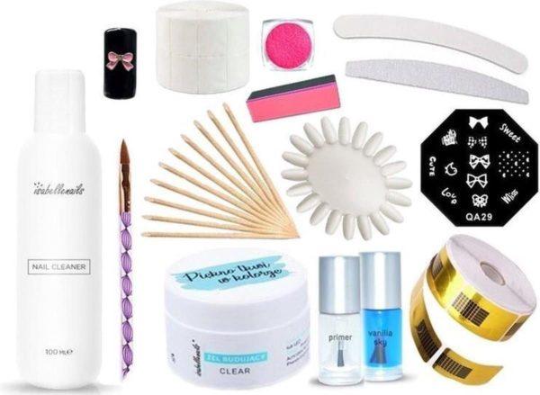Isabelle Nails Gel Manicure Styling Set #3417