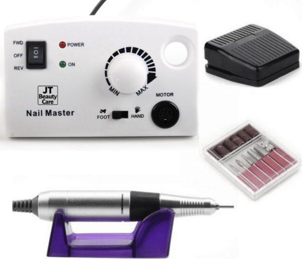 JT Beauty Care - Manicure- en pedicureapparaat