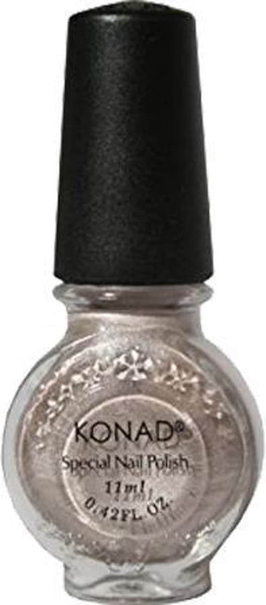 KONAD nagellak voor stempel INDIGO PINK 54, 11 ml. De nagellak voor stampy nail art. Maak unieke creaties op je nagels met de na