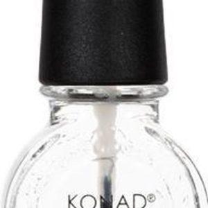 KONAD topcoat nagellak, 11 ml voor stamping nail art, maar ook als topcoat nagellak!