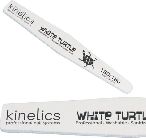 Kinetics File White Turtle 180/180 Wrapped