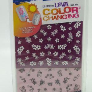 Kiss Broadway nails Fashion Diva nail Art stickers BNA09