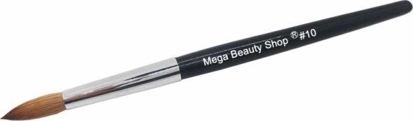 Kolinsky acryl penseel - round #10 - Kolinsky penseel- Acryl penseel- Acryl nagels