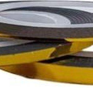 Korneliya Striping tape Goud 3 mm