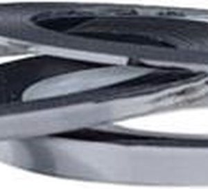 Korneliya Striping tape Zilver / Chrome 1 mm
