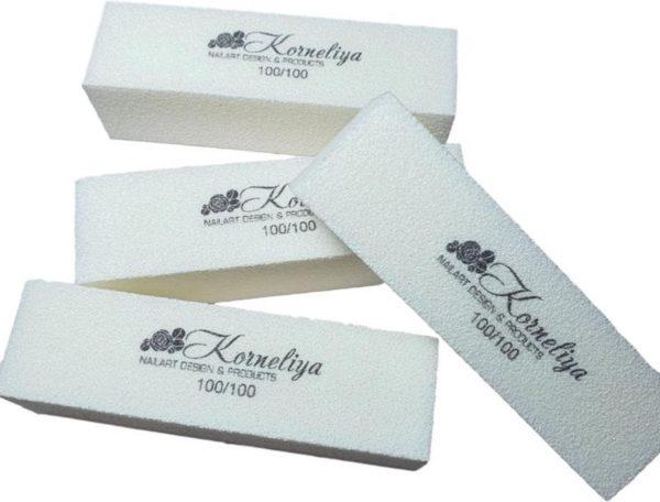 Korneliya Witte Blok 100/100 1 Stuk