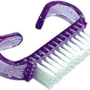 Kunststoffen nagel borstel, stofvrije nagels voor beste hechting van acryl / gel, gellak producten.