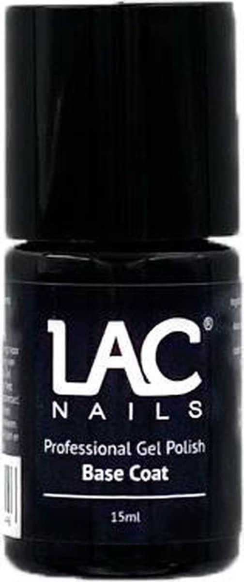 LAC Nails® Base Coat - Basis gellak nagels
