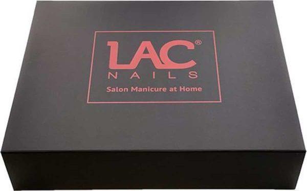 LAC Nails® Gel nagellak starterspakket - Salon Manicure at Home - Cool Crush