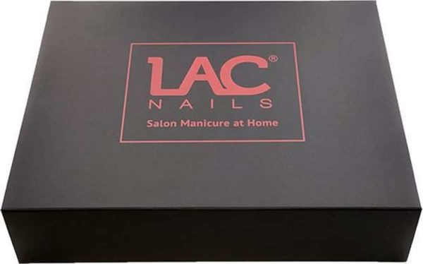 LAC Nails® Gel nagellak starterspakket - Salon Manicure at Home - Intense Passion