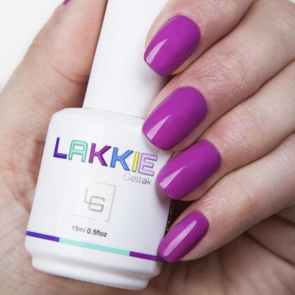 LAKKIE Gellak - Sapphire Pink