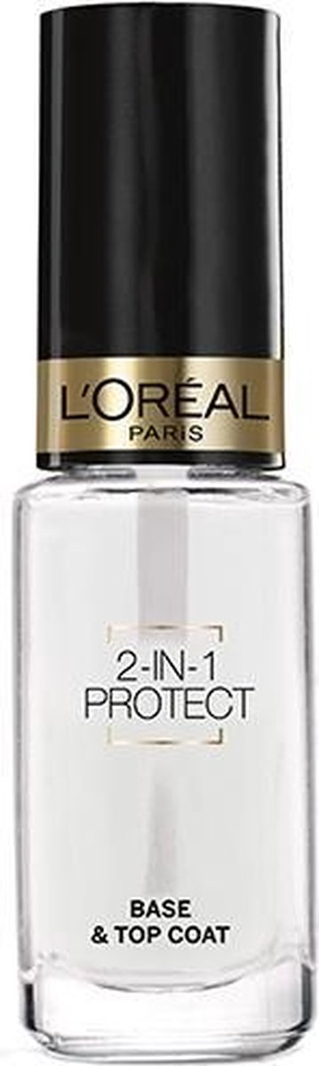 L'Oréal Paris Color Riche La Manicure - 2-1 Protect - Nagellak Topcoat