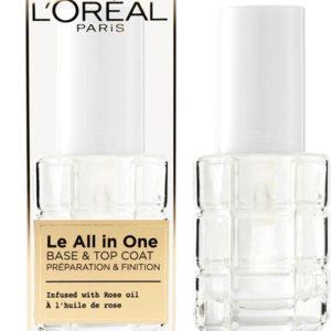 L'Oréal Paris Color Riche La Manicure à L'Huile - All in One - Base en Topcoat