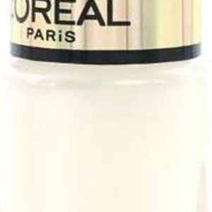 L'Oréal Paris Color Riche Le Vernis - 915 Matte - Wit - Nagellak Topcoat