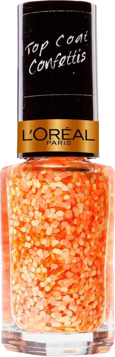 L'Oréal Paris Color Riche Le Vernis - 927 Splash Peach - Topcoat