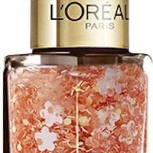 L'Oréal Paris Color Riche Le Vernis - 936 Coachelala - Oranje - Nagellak Topcoat
