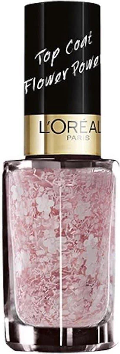 L'Oréal Paris Color Riche Le Vernis - 937 Boho Look - Roze - Nagellak Topcoat