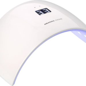 MEANAIL® ICONE - UV Lamp LED - 24w - Nageldroger - Wit - Gel nagellak