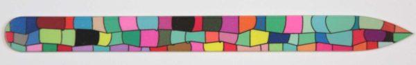 MILANO Nagelvijl - Glasvijl - Colorblocks - Levenslang mee - 5143