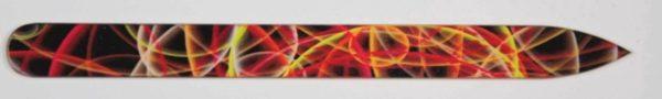 MILANO Nagelvijl - Glasvijl - vuurwerk - Fireworks - Levenslang mee - 5136