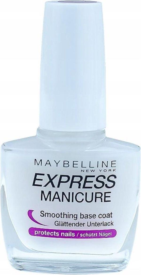 Maybelline Basecoat Express Manicure Smoothing