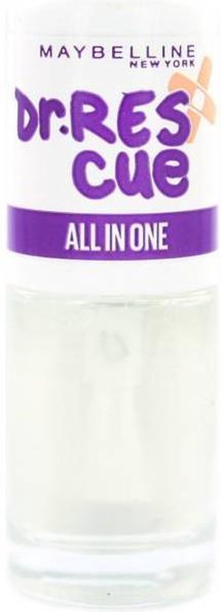 Maybelline Dr. Rescue All-in-One Basecoat & Topcoat - Strengthener