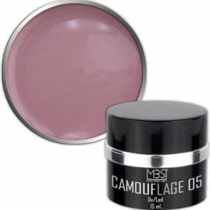 Mega Beauty Shop® Builder camouflage 15ml (nr 05) Uv gel - Kunstnagels