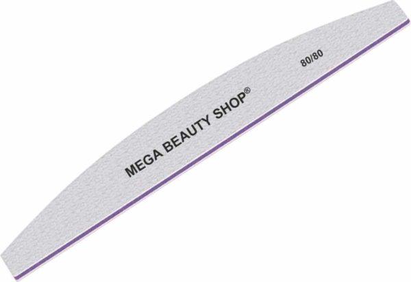 Mega Beauty Shop® Pro trapeze vijl 80/80