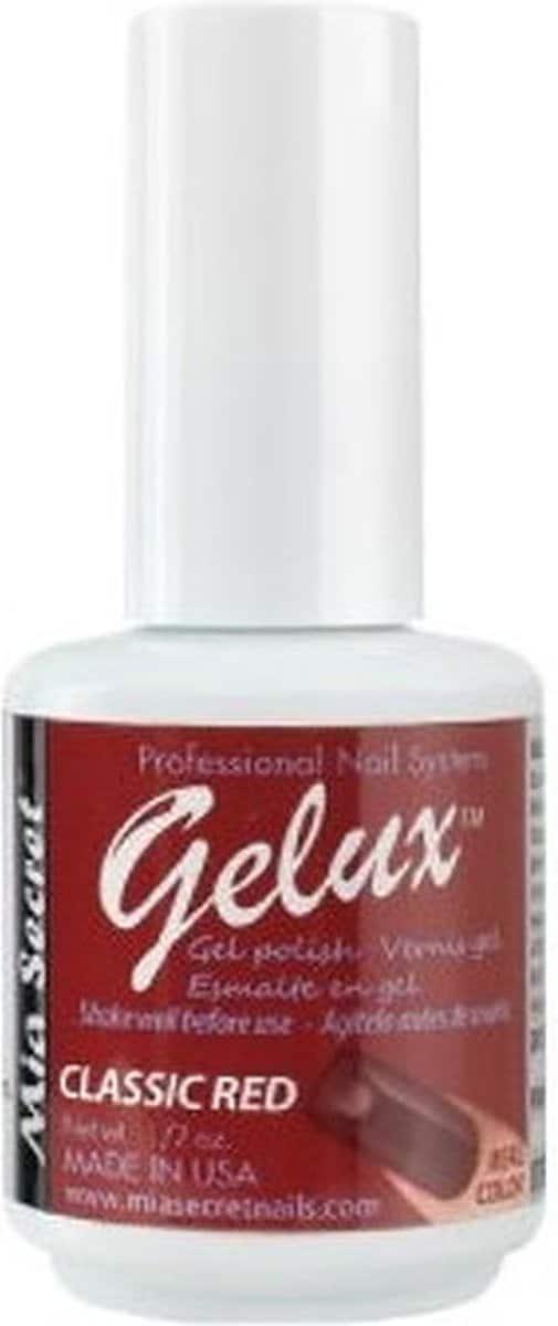 Mia Secret UV/LED GELUX Gellak Gel Nagellak MINI 7.40 ml
