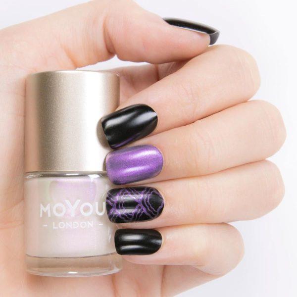 MoYou London Stempel Nagellak - Stamping Nail Polish 9ml. - Persian Pearl