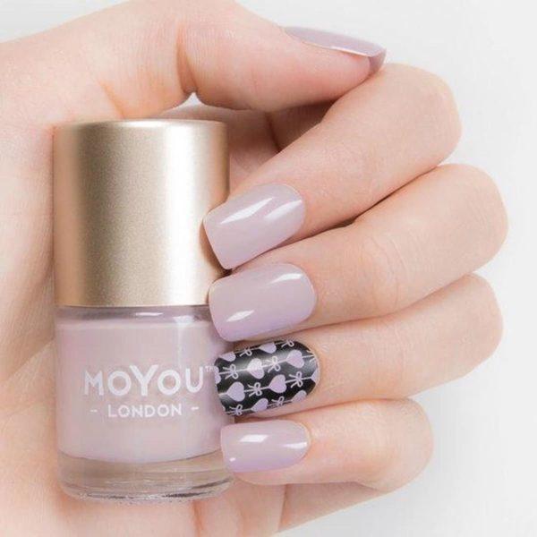 MoYou London - Stempel Nagellak - Stamping - Nail Polish - Pandora - Nude