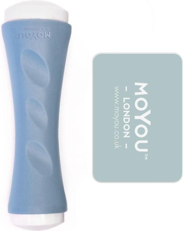 MoYou London Stempel XL Double Sided Stamper & Scraper