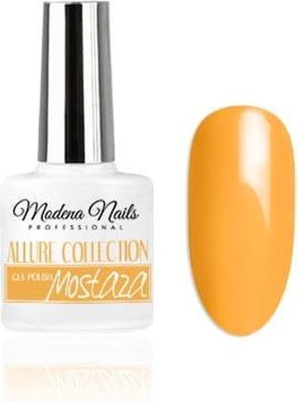 Modena Nails Gellak Allure - Mostaza 7,3ml.